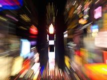 Βιασύνη πόλεων στοκ εικόνα με δικαίωμα ελεύθερης χρήσης