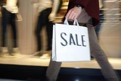 Βιασύνη πώλησης στοκ εικόνα με δικαίωμα ελεύθερης χρήσης