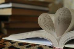 Βιβλία αγάπης στοκ εικόνα