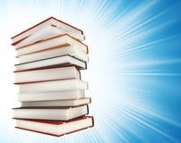 βιβλία ανασκόπησης που χ&rho Στοκ φωτογραφίες με δικαίωμα ελεύθερης χρήσης
