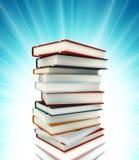 βιβλία ανασκόπησης που χ&rho Στοκ Εικόνα