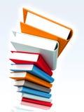 βιβλία ογκώδη Στοκ φωτογραφία με δικαίωμα ελεύθερης χρήσης