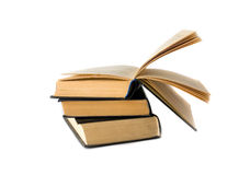 βιβλία παλαιά Στοκ εικόνες με δικαίωμα ελεύθερης χρήσης