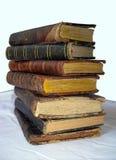 βιβλία παλαιά Στοκ φωτογραφίες με δικαίωμα ελεύθερης χρήσης