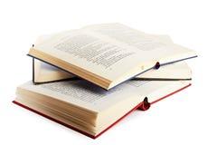 βιβλία που διαβάζονται Στοκ φωτογραφίες με δικαίωμα ελεύθερης χρήσης