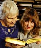 βιβλία που χάνονται Στοκ Φωτογραφία