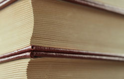 βιβλία Στοκ Φωτογραφία