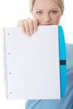 Βιβλίο άσκησης Στοκ Εικόνες