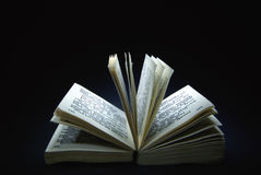 βιβλίο ανοικτό στοκ εικόνα με δικαίωμα ελεύθερης χρήσης