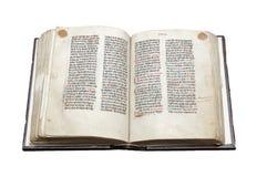 βιβλίο Βίβλων παλαιό Στοκ εικόνες με δικαίωμα ελεύθερης χρήσης