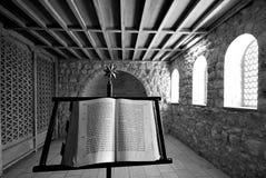 βιβλίο ιερό Στοκ φωτογραφίες με δικαίωμα ελεύθερης χρήσης