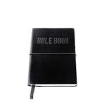 Βιβλίο κανόνα Στοκ φωτογραφίες με δικαίωμα ελεύθερης χρήσης
