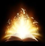 βιβλίο μαγικό στοκ φωτογραφίες με δικαίωμα ελεύθερης χρήσης