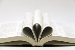 βιβλίο που διπλώνεται Στοκ φωτογραφία με δικαίωμα ελεύθερης χρήσης