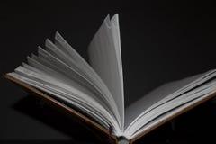 Βιβλίο σημειωματάριων Στοκ Εικόνες