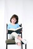 βιβλίο όπως διαβασμένος σας στοκ φωτογραφίες