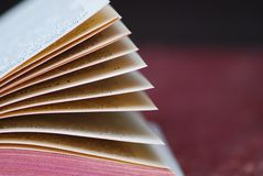 βιβλίο Στοκ Φωτογραφία