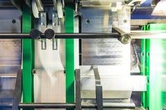 Βιβλίων παραγωγής κενή γραμμή λήξης εργοστασίων αντικειμένων βιομηχανική Στοκ φωτογραφίες με δικαίωμα ελεύθερης χρήσης