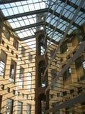 βιβλιοθήκη Βανκούβερ Στοκ εικόνα με δικαίωμα ελεύθερης χρήσης