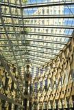 βιβλιοθήκη Βανκούβερ στοκ φωτογραφία