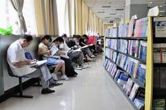 βιβλιοθήκη βιβλιοπωλ&epsilon στοκ φωτογραφία με δικαίωμα ελεύθερης χρήσης