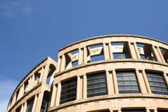 βιβλιοθήκη δημόσιο Βανκ&omi Στοκ φωτογραφία με δικαίωμα ελεύθερης χρήσης
