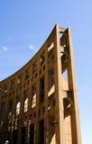 βιβλιοθήκη δημόσιο Βανκ&omi Στοκ Εικόνα