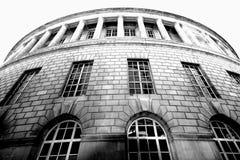 βιβλιοθήκη Μάντσεστερ Στοκ Φωτογραφίες