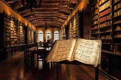 βιβλιοθήκη παλαιά στοκ φωτογραφία