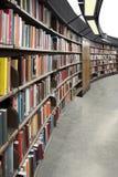 βιβλιοθήκη Στοκ εικόνα με δικαίωμα ελεύθερης χρήσης