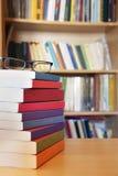 Βιβλιοθήκη στοκ εικόνα