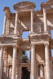 Βιβλιοθήκη Ephesus Στοκ φωτογραφία με δικαίωμα ελεύθερης χρήσης