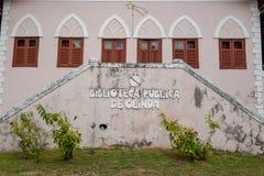 Βιβλιοθήκη Olinda στη Βραζιλία στοκ φωτογραφία με δικαίωμα ελεύθερης χρήσης