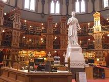 Βιβλιοθήκη Parlament στοκ εικόνες