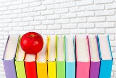 Βιβλία εκπαίδευσης Στοκ φωτογραφίες με δικαίωμα ελεύθερης χρήσης