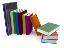 Βιβλία μεγάλα Στοκ Εικόνες