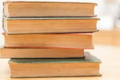 βιβλία παλαιά πολύ Στοκ Εικόνες