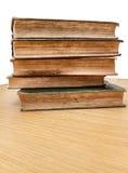 βιβλία παλαιά πολύ Στοκ εικόνα με δικαίωμα ελεύθερης χρήσης