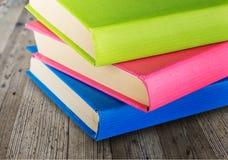 βιβλία που χρωματίζονται Στοκ Εικόνες