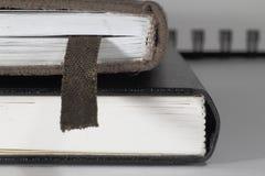 Βιβλία σημειώσεων Στοκ φωτογραφία με δικαίωμα ελεύθερης χρήσης