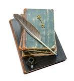 Βιβλία Antiquarian Στοκ Φωτογραφία