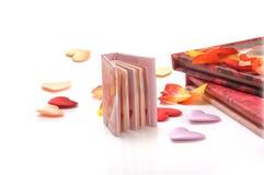 Βιβλίο αγάπης Στοκ εικόνα με δικαίωμα ελεύθερης χρήσης