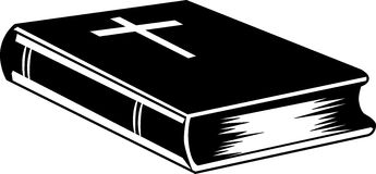 Βιβλίο Βίβλων Στοκ εικόνες με δικαίωμα ελεύθερης χρήσης