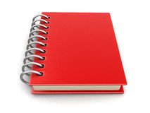 Βιβλίο με τη σκληρή κάλυψη απεικόνιση αποθεμάτων