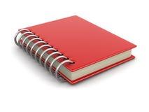 Βιβλίο με τη σκληρή κάλυψη διανυσματική απεικόνιση