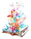 Βιβλίο νεράιδων απεικόνιση αποθεμάτων