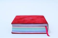 Βιβλίο ουράνιων τόξων Στοκ φωτογραφία με δικαίωμα ελεύθερης χρήσης