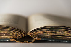 βιβλίο παλαιό Στοκ Εικόνα