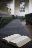 Βιβλίο προσευχής Στοκ φωτογραφία με δικαίωμα ελεύθερης χρήσης