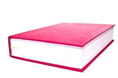 Βιβλίο στο άσπρο υπόβαθρο Στοκ Εικόνα